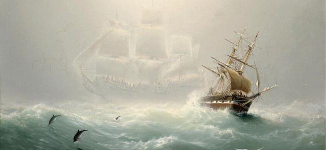Čeho se bojí i nejdrsnější námořníci?