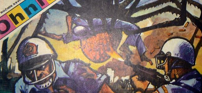 Pavouk Nephila – kompletní kultovní komiks
