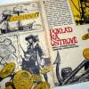 Komiks: Poklad na ostrově
