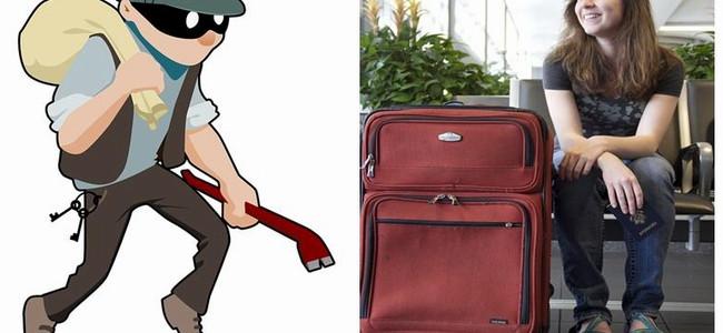 Finty zlodějů: Jak se dostávají do kufrů na letištích