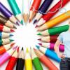 Optický klam: Černobílý obrázek se mění na barevný