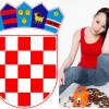 Jaké zvláštní obrázky zkrášlují chorvatské kuny?