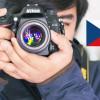 Optický klam: Česká vlajka