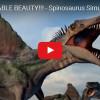 Proplul Vermontem dinosaurus s vějířem na zádech?
