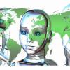 """Robot připomínající člověka """"proplul"""" kolem benzinku v Peru"""