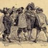 Cestování v čase v románu Tři mušketýři