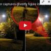 Kreatura v nočním parku: vyfotili skřeta se zelenými vlasy?