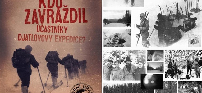 Vyšla kniha o tragédii Djatlovovy výpravy