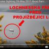 """LOCH NESS, květen 2017: turista natočil """"HLAVU"""" TRČÍCÍ Z VODY"""