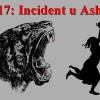 ČERNÝ PANTER vyděsil dvě ženy u Ashby