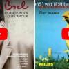 JACQUES BREL A SATURNIN (písničky, které znějí stejně)