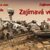 CO JE NOVÉHO NA MARSU?