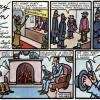 SHERLOCK HOLMES v komiksu Jiřího Wintera – Neprakty: MODRÝ RUBÍN