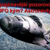 Nejzajímavější pozorování UFO kým? Astronauty!