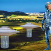 U kterých amerických agrosymbolů bylo pozorováno UFO nebo AAJ?
