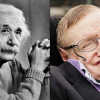 Byl Stephen Hawking tak geniální jako Albert Einstein?