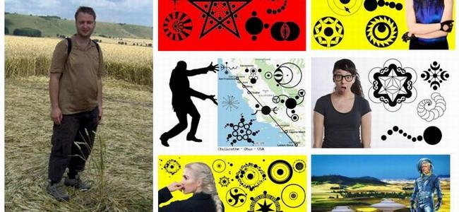 Koho autorská práva porušují autoři badatelé v oblasti kruhů v obilí?