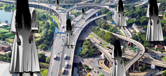 M6 PLNÁ ZÁHAD: Britové se bojí paranormálních jevů na známé dálnici