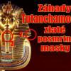 Záhady Tutanchamonovy zlaté posmrtné masky