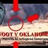 Oklahoma: BIGFOOT SE POLEKAL MLADÉ KAMERAMANKY (video uvnitř)