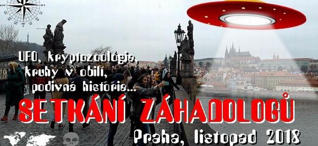 SETKÁNÍ ZÁHADOLOGŮ, Praha 2018