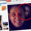 ANTIKRIST? Britské turistky vyfotily podivnou tvář