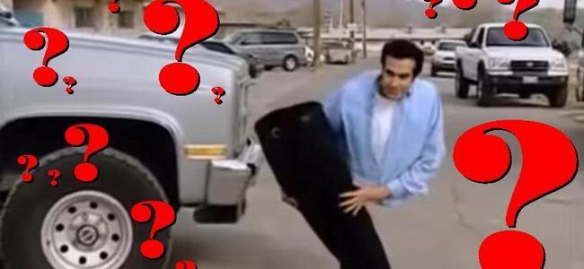 Kouzelnický trik: DAVID COPPERFIELD S NOHAMA NAKŘIVO :-)