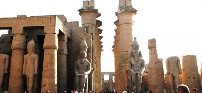 Putování po stopách starověkého Egypta