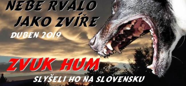 HUM, tajemný zvuk odnikud: slyšeli ho na Slovensku