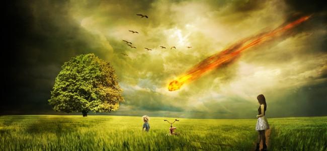 Po stopách životonosných meteoritů