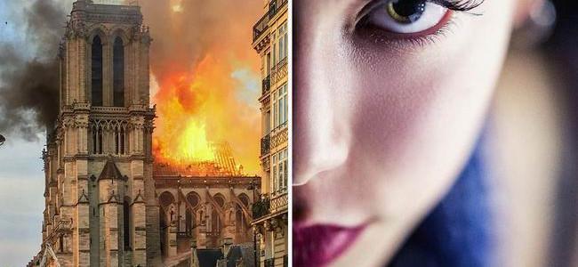 Technologie výroby nehořlavé (virtuální) katedrály Notre-Dame