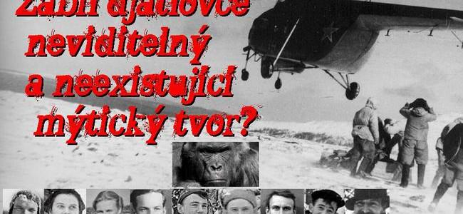 DJATLOVOVA EXPEDICE: novinky ve vyšetřování (červen 2018)