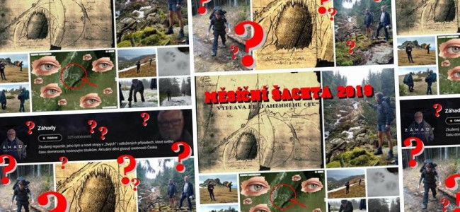 MĚSÍČNÍ ŠACHTA: nakladatelství XYZ připravuje knihu o slovenské záhadě