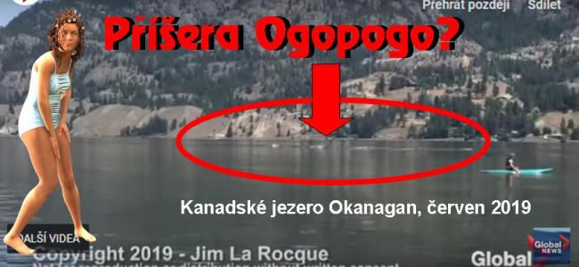 2019: kanadský výletník natočil PŘÍŠERU OGOPOGO