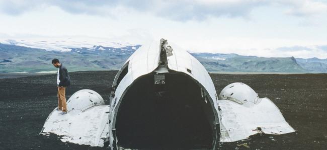 Vesmírné havárie neidentifikovaných létajících objektů