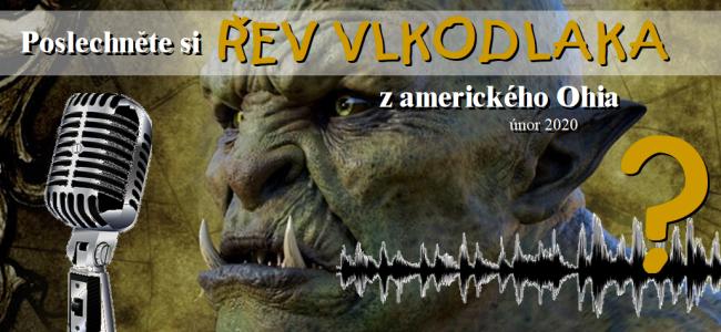 2020: Poslechněte si ŘEV VLKODLAKA z amerického Ohia