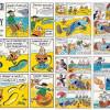 GULLIVER: komiks z časopisu Čtyřlístek z let 1977 a 1978