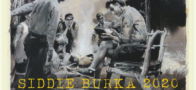 ZDENĚK BURIAN: SIDDIE BURKA 2020
