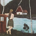 Josef Lada svlékl do naha čtyři víly