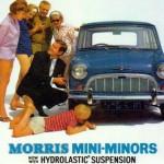Autotrpaslíci: Mini, vůz modelek, lupičů i Mr. Beana