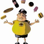 Chcete zhubnout? Promněte si břicho a strašlivě zařvěte!