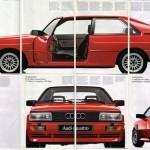 Legendární reklamy: Audi Quattro