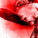 S Hindenburgem explodovalo i kino, sprchy a piáno