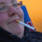 Skrytá kamera: Nemáte náhodou cigaretu?