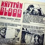 Komiks: Kapitán Blood