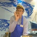 Skrytá kamera: Starý chlípný striptér prodává rybičky