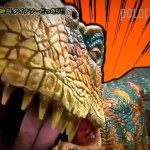 Skrytá kamera: Tyrannosaurus Rex útočí!