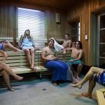 Legendární reklamy: Překvapení v sauně
