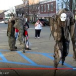 Skrytá kamera: Šílené hororové kostýmy