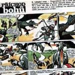 Komiks: Příchod bohů